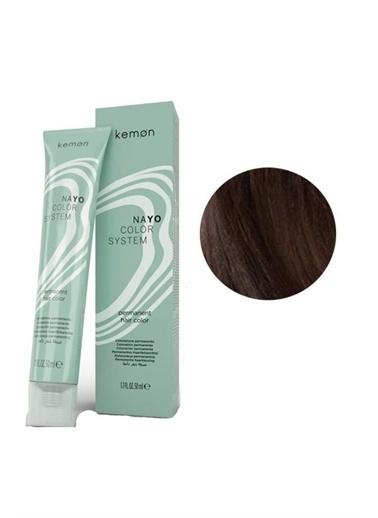 Kemon Nayo Color No:4 Saç Boyası 50 ml Renkli